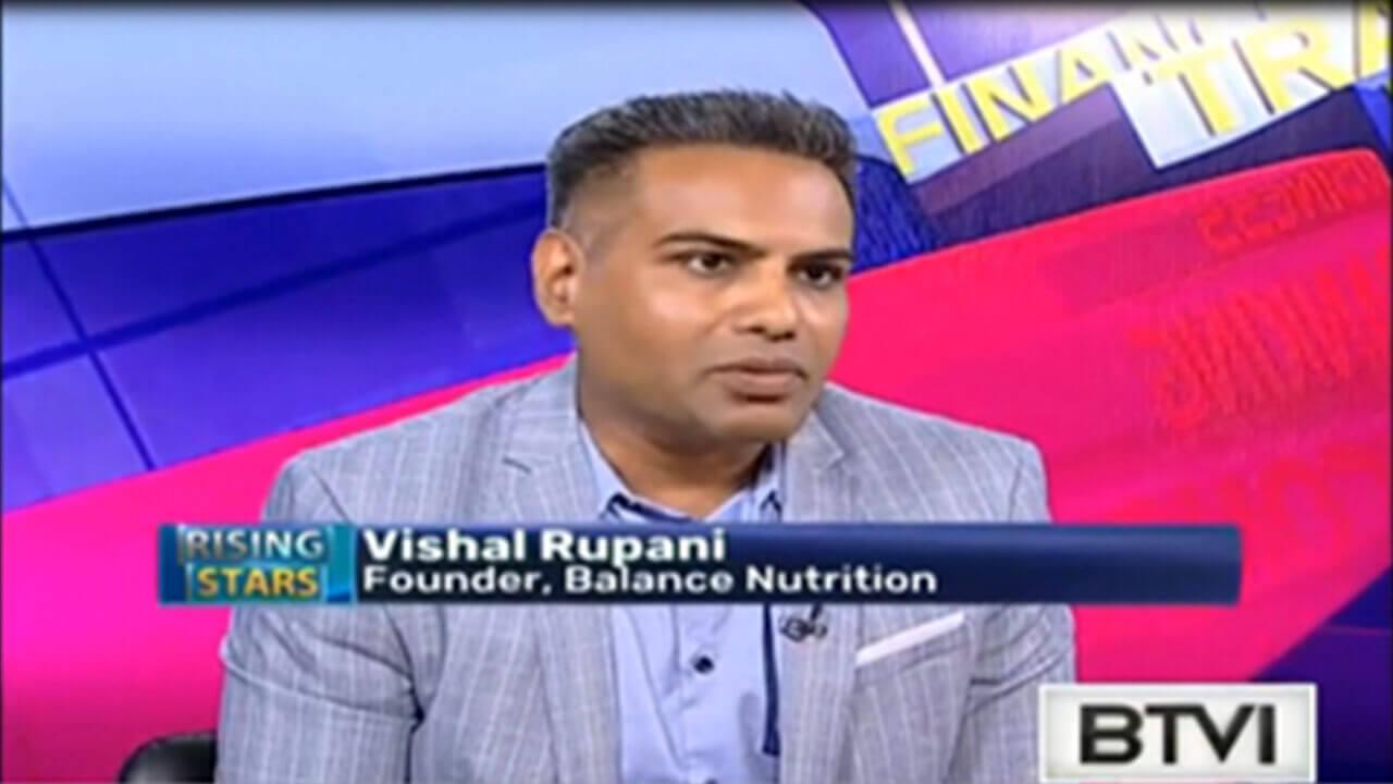 Vishal Rupani Interviewed by BTVI