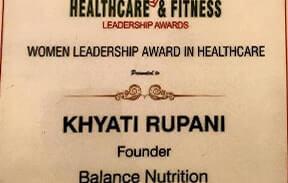 Women's leadership award 13