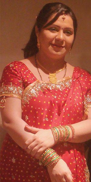 Khyati Rupani before